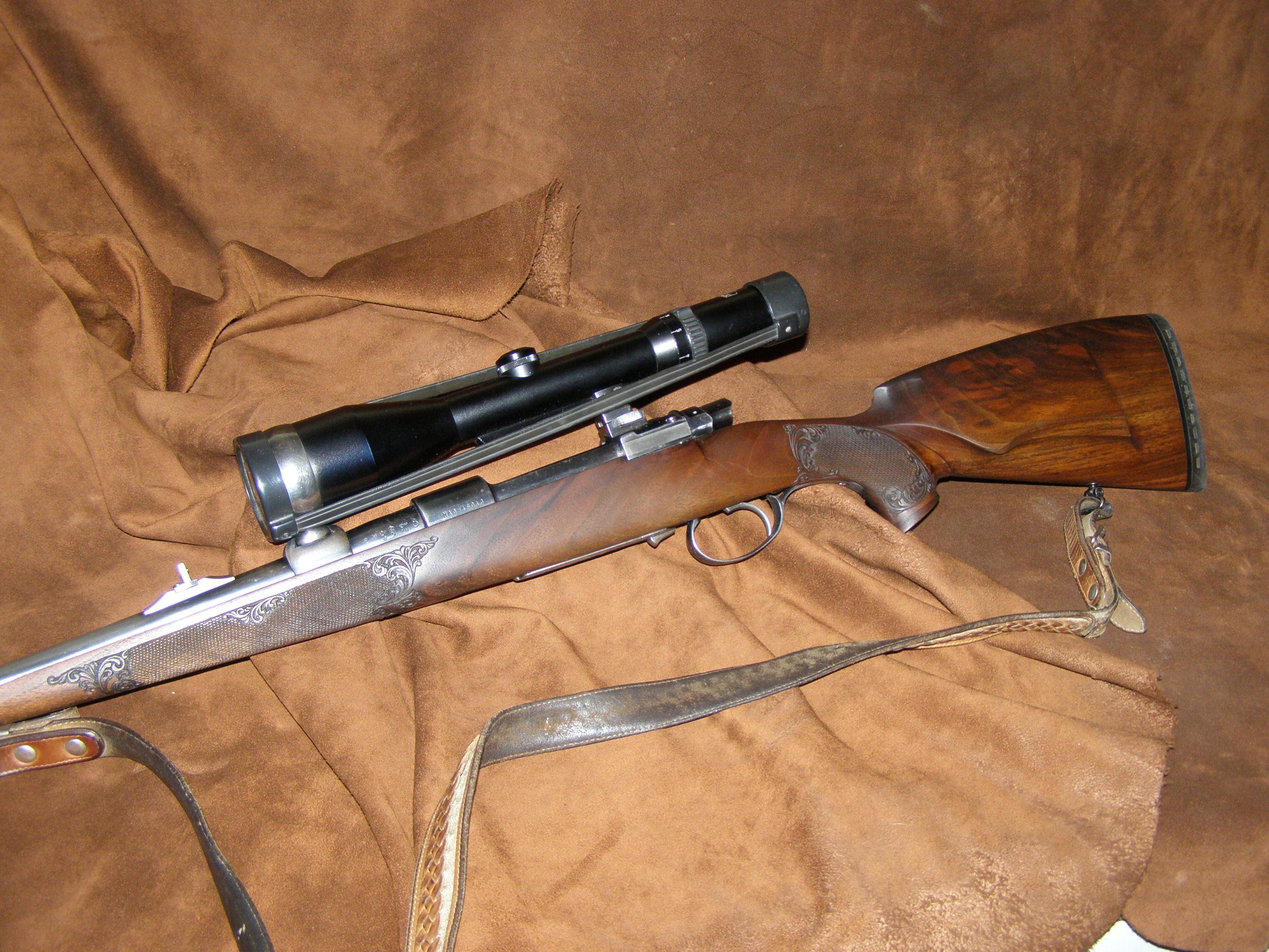 Céltávcső szerelés - fix, oldható kivitelben, fegyver belövés